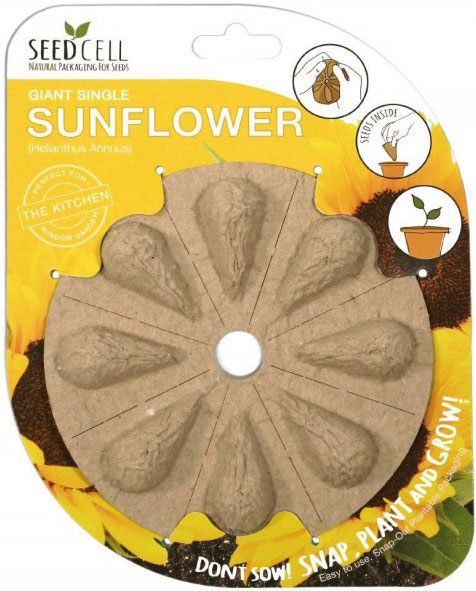 Sunflower SeedCell
