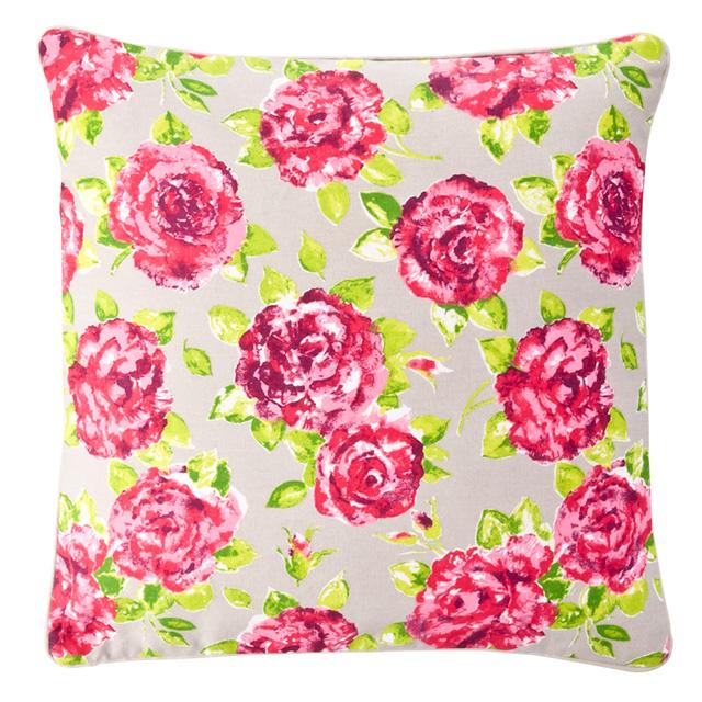 Polly Taupe Cushion