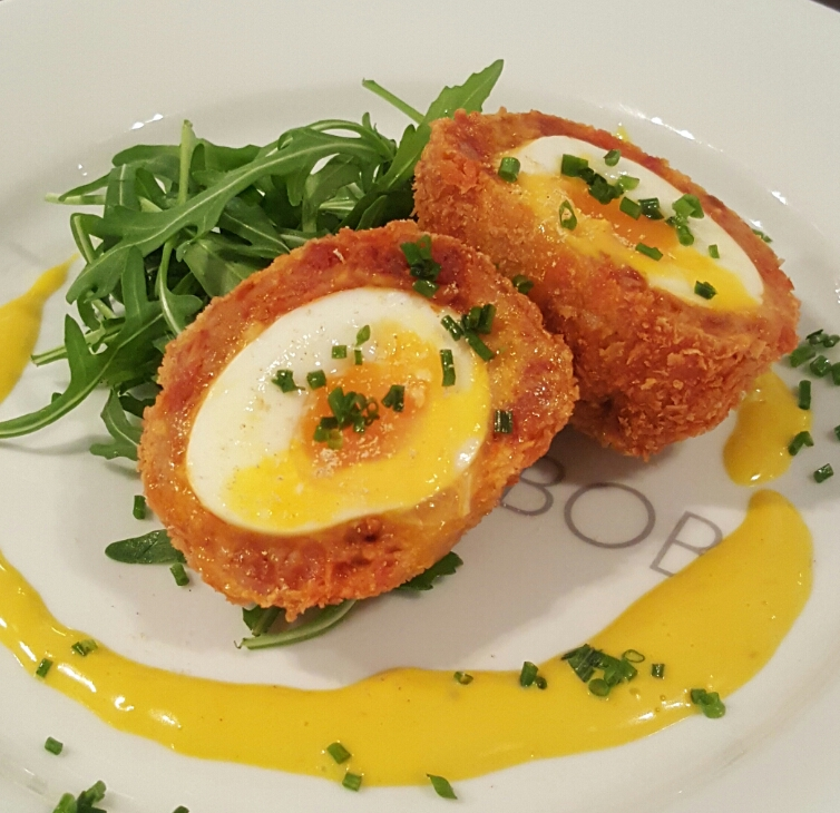 Made by Bob Scotch Egg