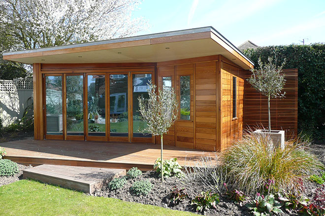 Timber Summerhouse
