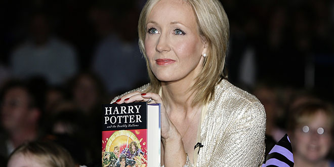 JK Rowling was born in Chipping Sodbury!