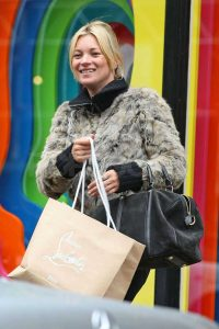 Kate Moss - Cotswold resident