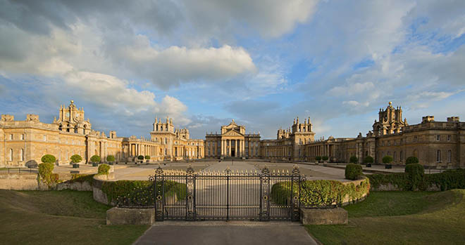 Blenheim Palace Festival of Literature Film & Music