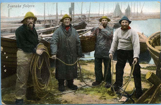 Scandiniavian Fishermen