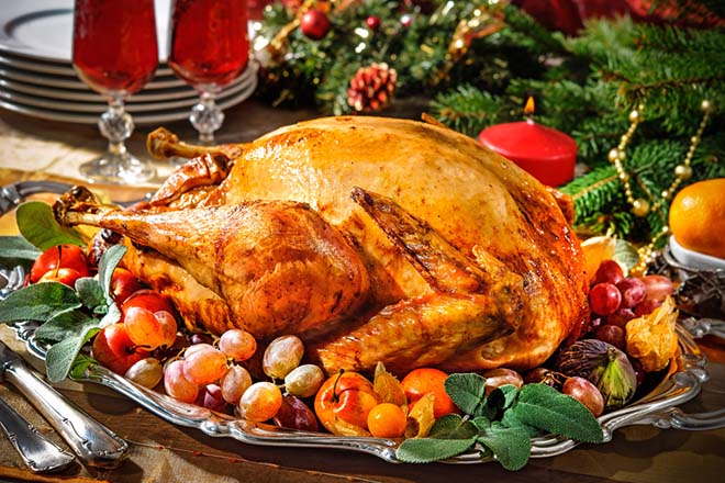 Xmas turkey